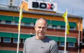 Fredrik Palmqvist, Kommunikationschef, BDX