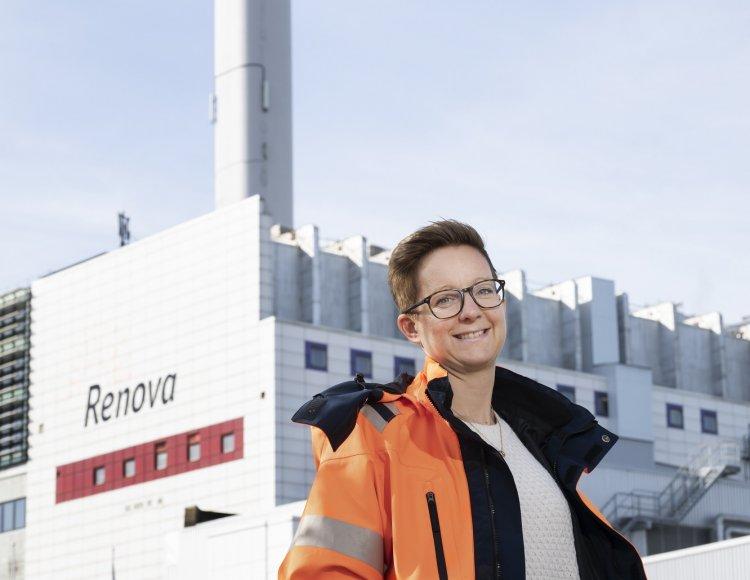 Nanna Bergendahl, Renova