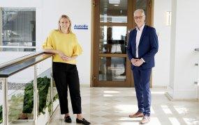 Tove Arrelid & Per Ericsson, Autoliv