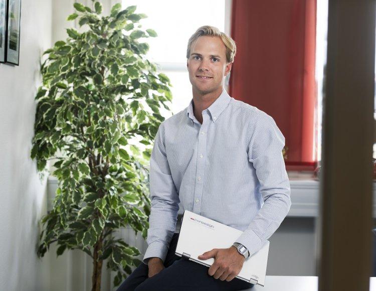 Andreas Pauldén, Condesign