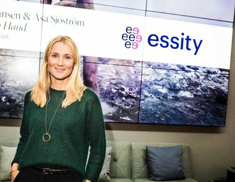 Malin Sandström, Essity
