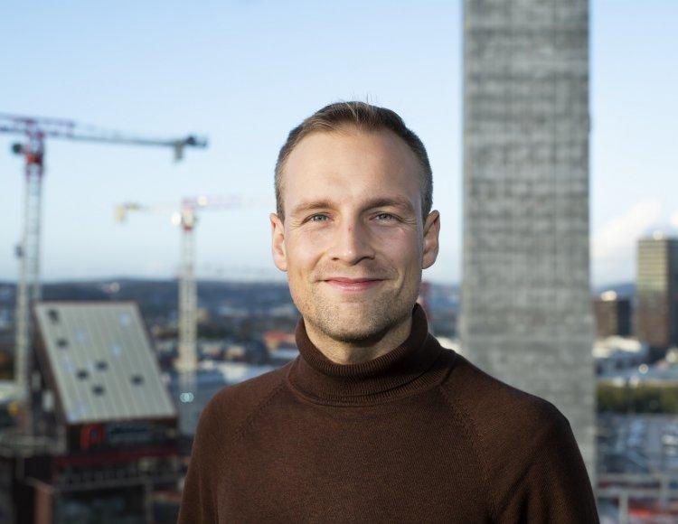 Fredrik Dahlgren, Skanska