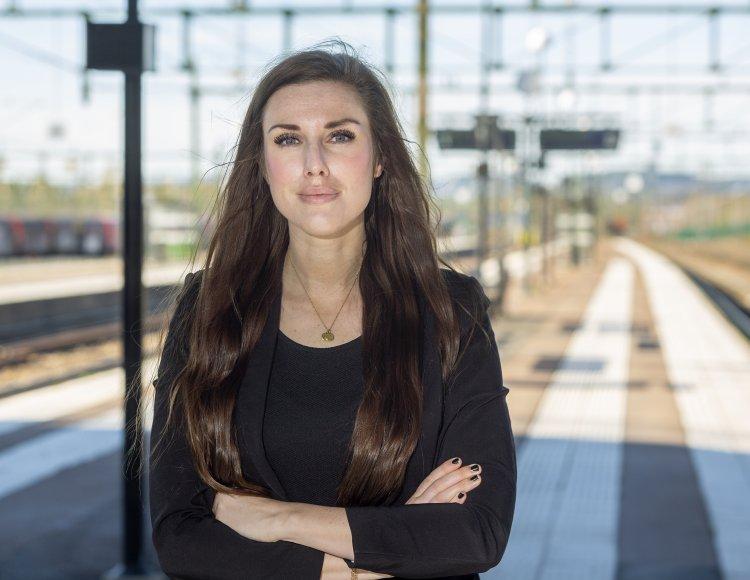 Ida Benjaminsson, Trafikverket HK