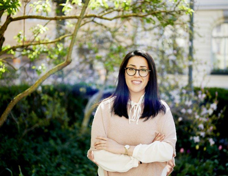 Läraren Cherin Talayhan blev antagen till AcadeMedias talangprogram för framtida ledare.