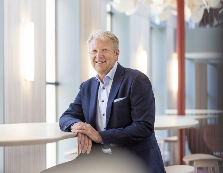Niclas Lamberg HR-diriktör Trafikverket