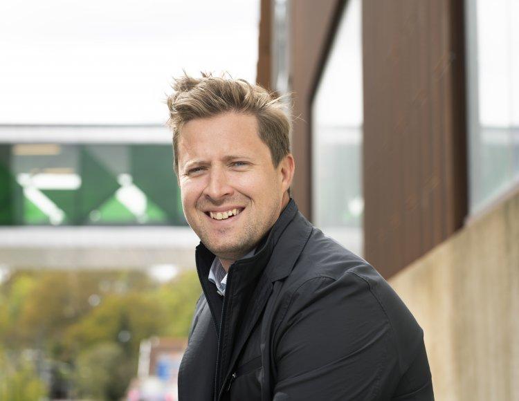 Kristofer Moberg, Essity